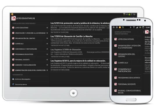 app legislacion apoclam