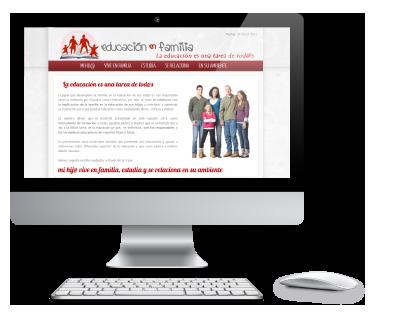web educacion en familia